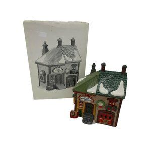 Department 56 Christmas Village Orly's Bell And Ha